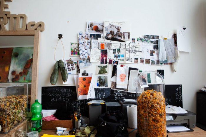 Reconstructing Memory - Studio shot